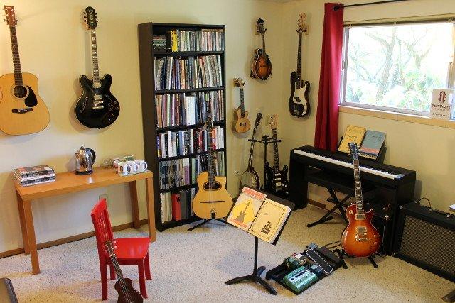 Deft Digits Guitar Lessons Studio