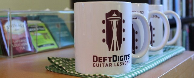 Deft Digits Mugs