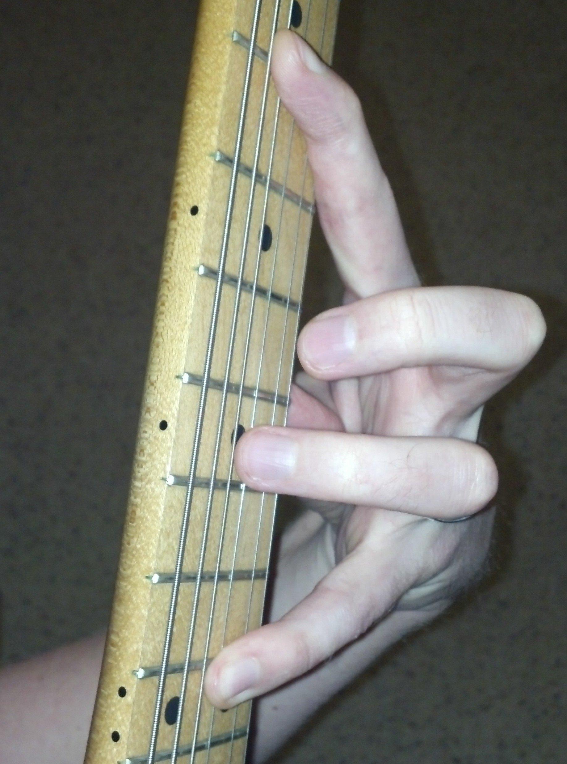 Guitar Intervals