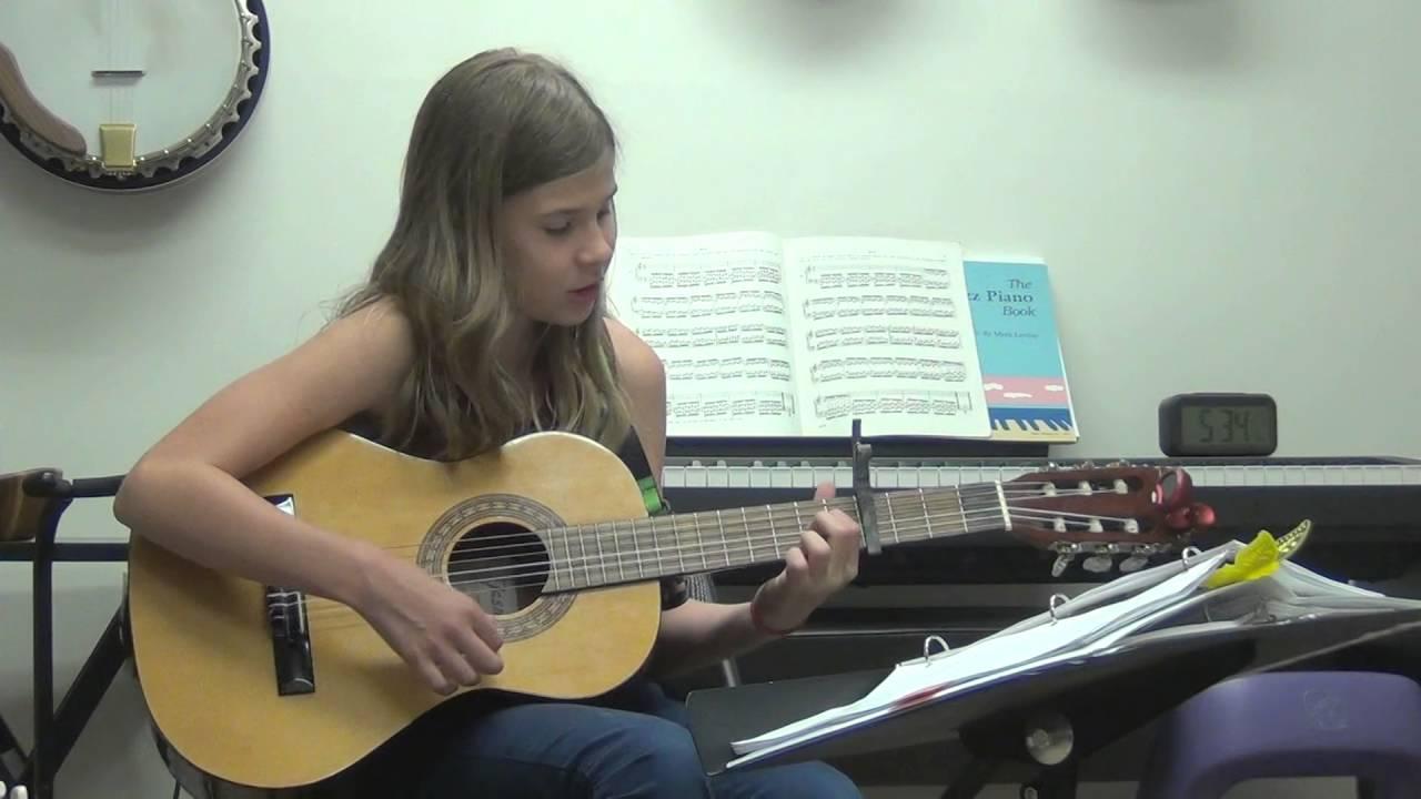 Deft Digits Guitar Lessons Part 2