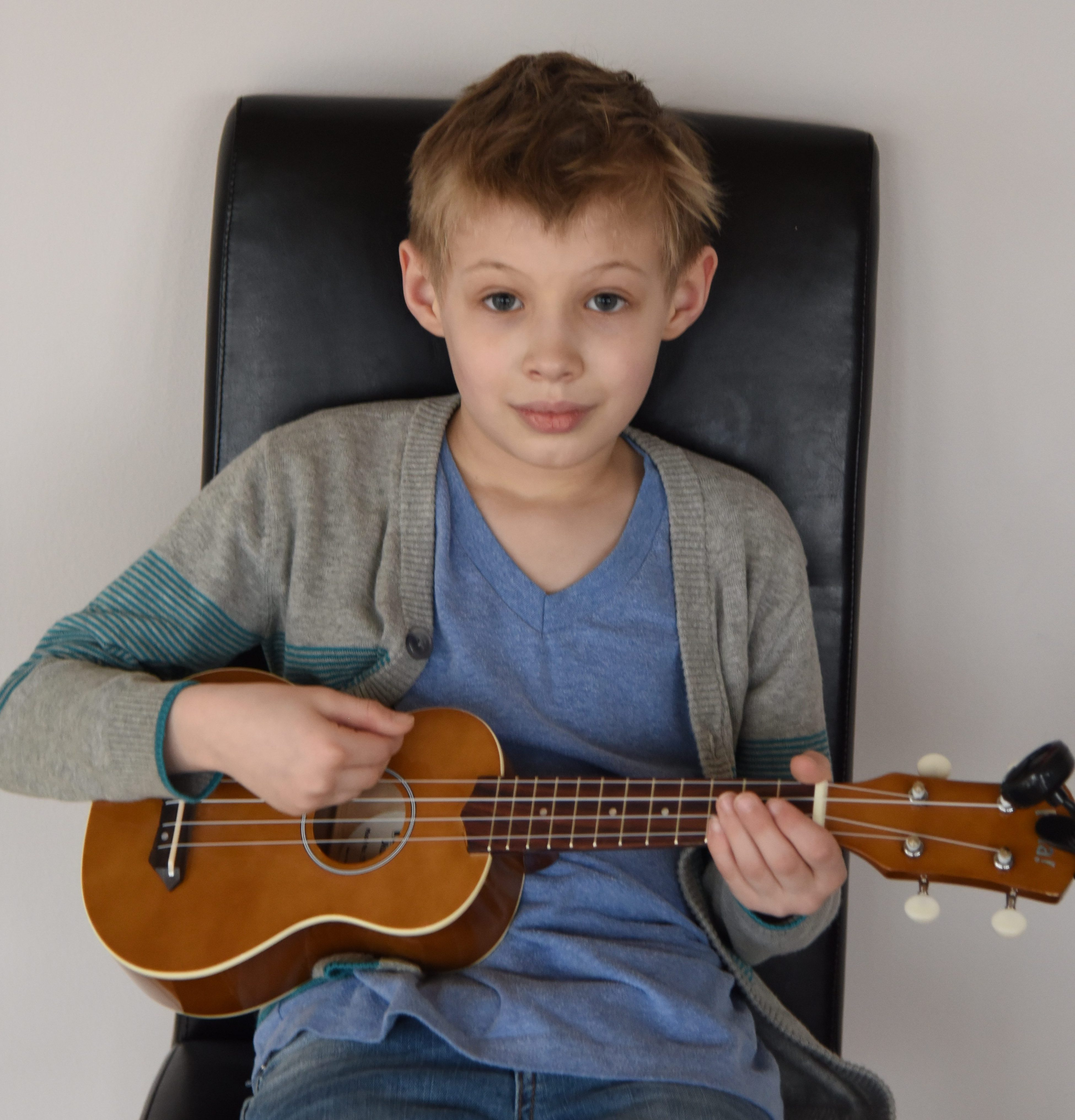 Student Of The Month Xavier Deft Digits Guitar Lessons